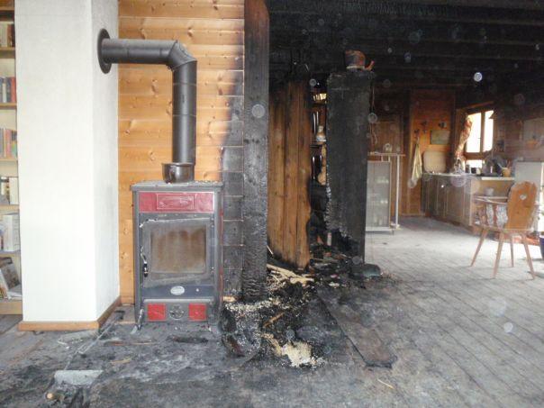 Brandschadensanierung